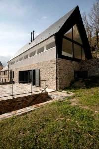 proiect arhitectura casa montana