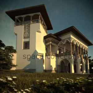 proiect casa neoromaneasca