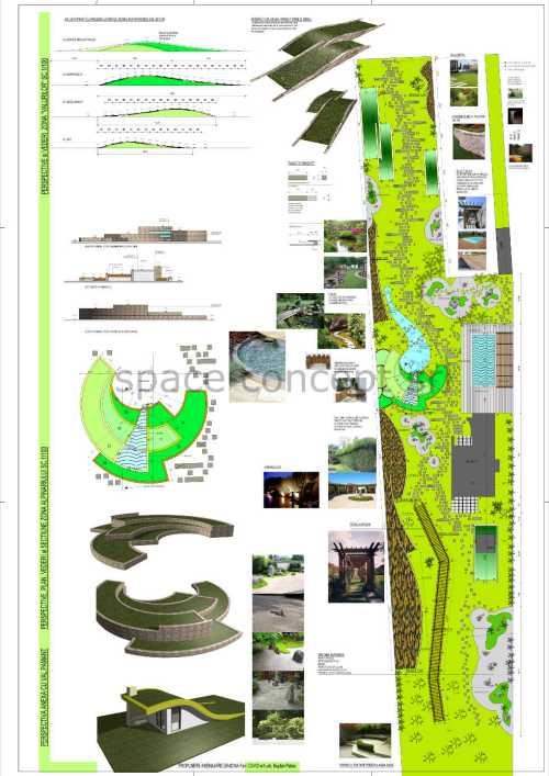 amenajera arhitectural peisagera gradina